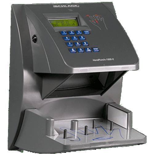 biometric handpunch clock
