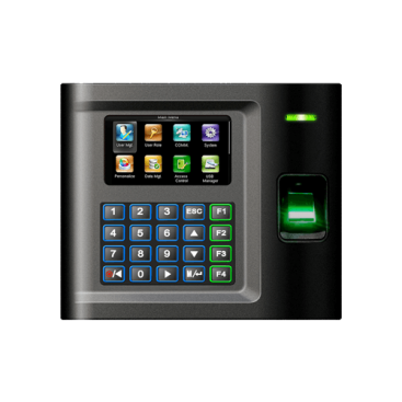 biometric fingerprint time clocks with wifi