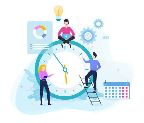 Small Business Time Clock